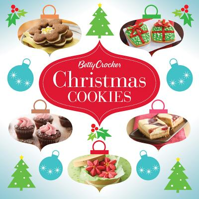 Betty Crocker Christmas Cookies By Crocker, Betty